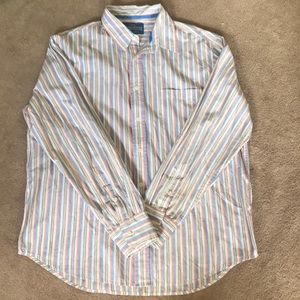 Like New Men's Aeropostale Classic Fit Button Up